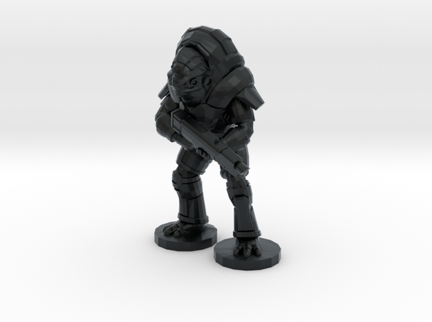 Anthony Fauxgan, 28mm 3d printed