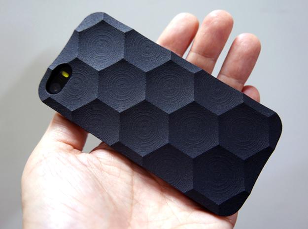 iphone SE/5S Case_Hexagon