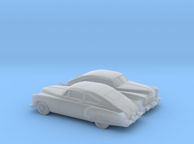 1/160 2X 1949-52 Cadillac Series 62 Fastback