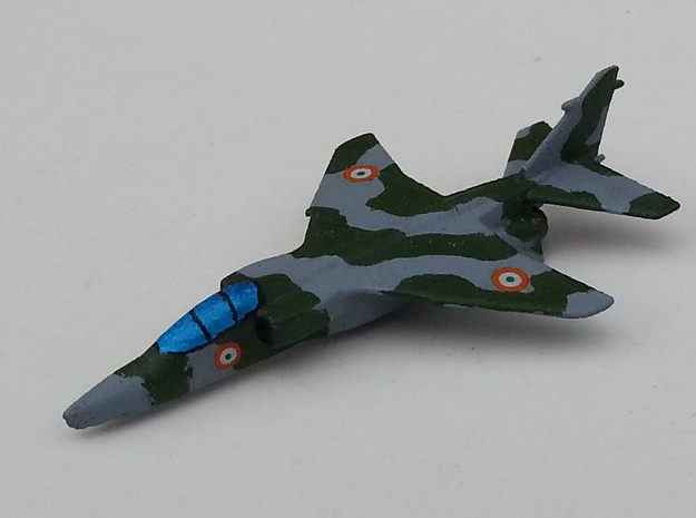 SEPECAT Jaguar 1/285 in White Natural Versatile Plastic