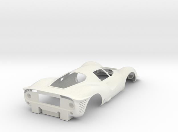 Ferrari 330 P4 - Kit 01