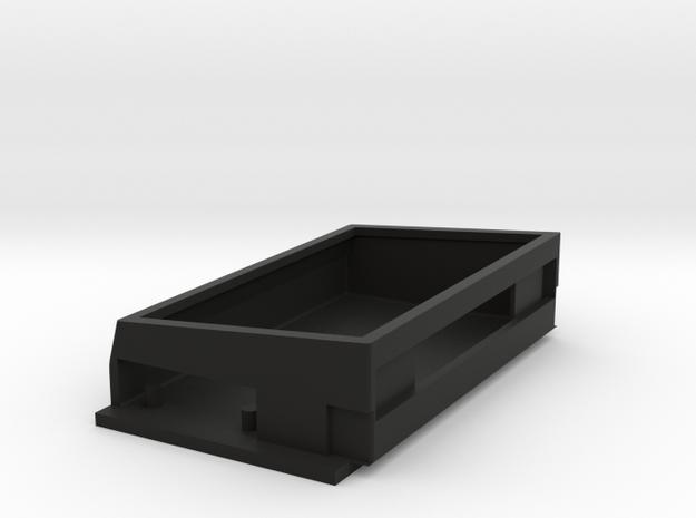 Battery Cover LiPO Pt 3 in Black Natural Versatile Plastic
