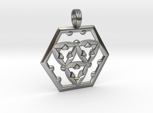 TRINITARIUM in Premium Silver