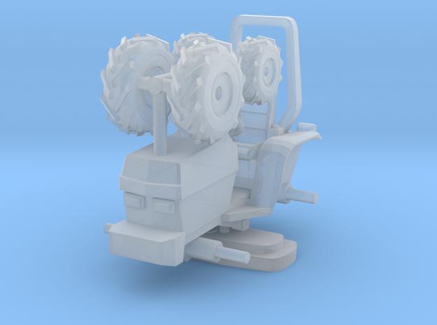 1/87 Scale Garden Tractor w-Mower