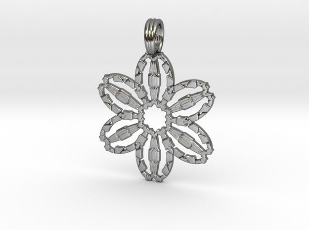 CRYSTAL SPIRIT in Premium Silver