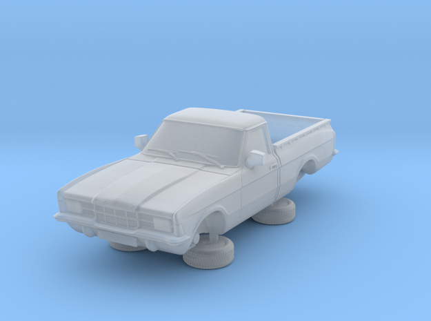 1-87 Ford Cortina Mk3 2 Door P100 Square Hl