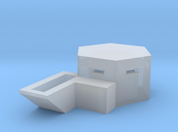 Clyne Valley Type 22 Bunker 3d printed