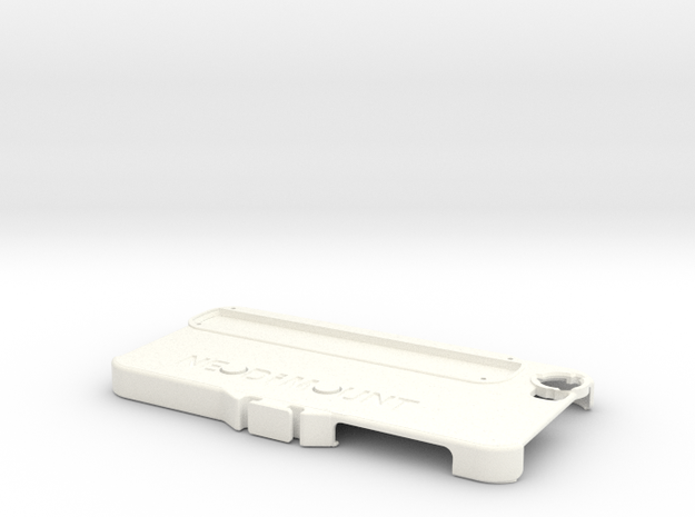 NEODiMOUNT for the iPhone 6s in White Processed Versatile Plastic