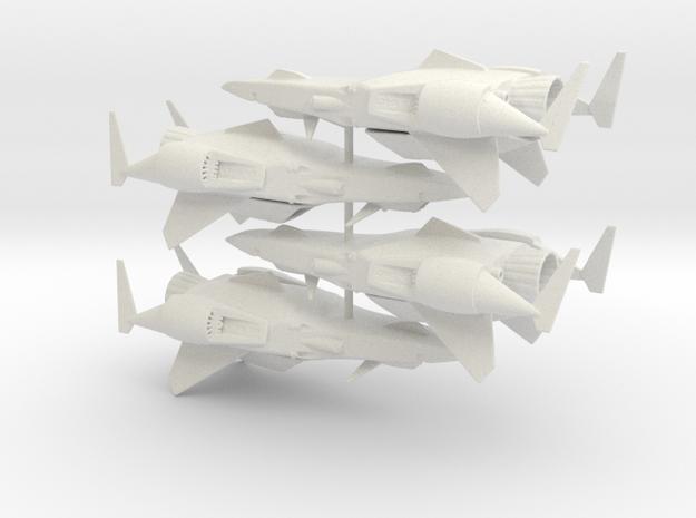 QF-3000E 4p WSF in White Strong & Flexible