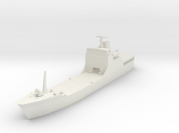1/700 Scale Chinese Type 072A LST