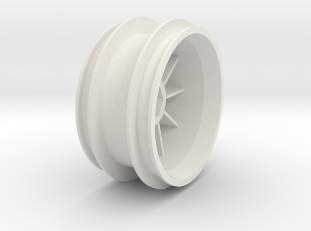 959-rim in White Natural Versatile Plastic