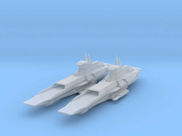 Araan Dynasty Light Carrier 2 Pack in Smooth Fine Detail Plastic
