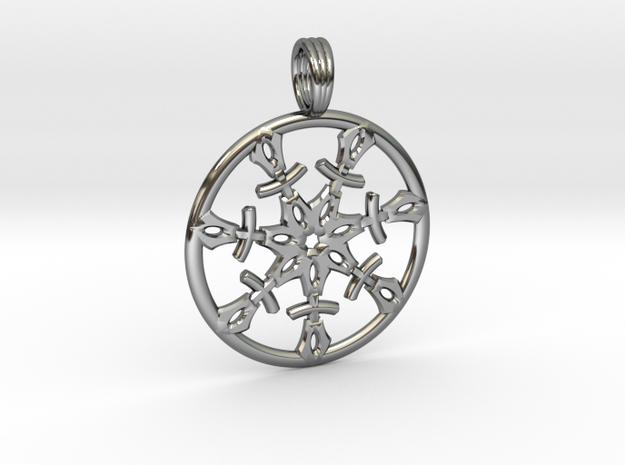 SISTER STAR in Premium Silver