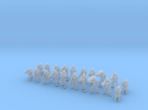 Sol Pattern Light Infantry 1/100 20 pieces