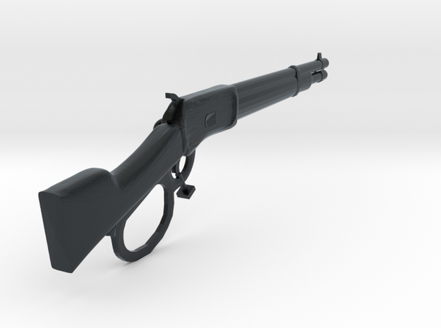 "1/18 Winchester ""Mare's Leg"" 3d printed"