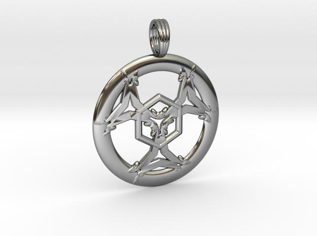 VORTEX ENGINE in Premium Silver