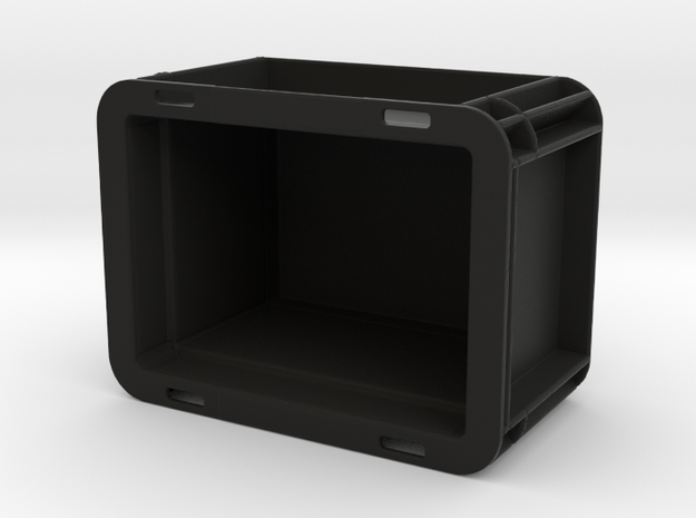 Box Type 2 - 1/10 in Black Natural Versatile Plastic