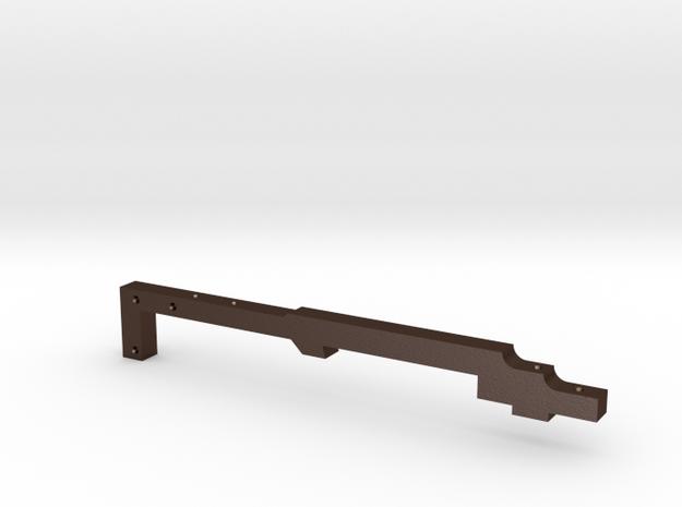 Mogul Frame Ext. REV .625 Plus 1% in Matte Bronze Steel