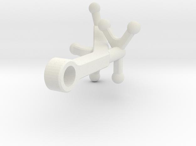 ARM-2-V2 in White Strong & Flexible