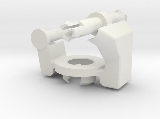 Hand-01-V2 in White Strong & Flexible