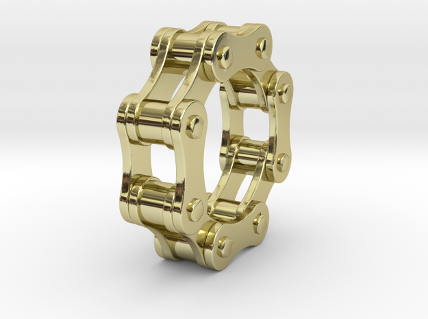 Violetta L. - Bicycle Chain Ring