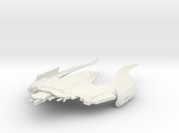 Shinto Patrol Craft, 6mm in White Natural Versatile Plastic