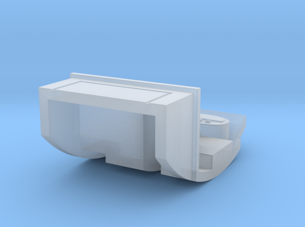 Aurora SeaLab III Part-42 in Smooth Fine Detail Plastic
