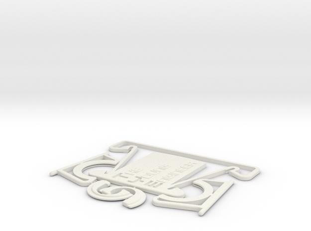 TYE Business card stand