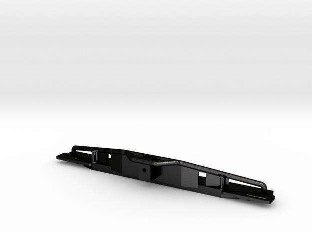 Defender Rear Bumper for D90, D110 RC4WD in Matte Black Steel