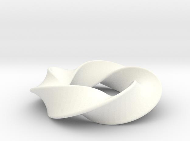 Python 3-5 Torus Knot Large
