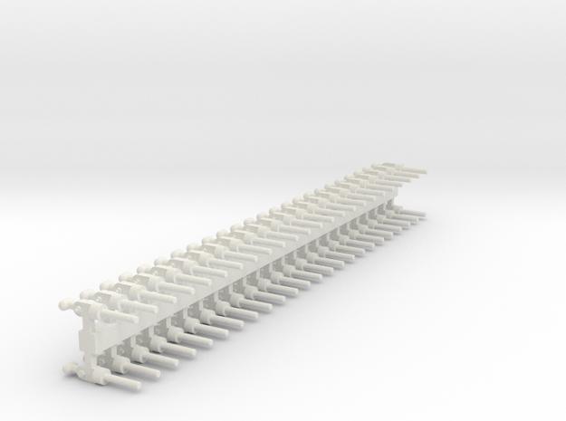 MOF Connector16 (48) in White Natural Versatile Plastic