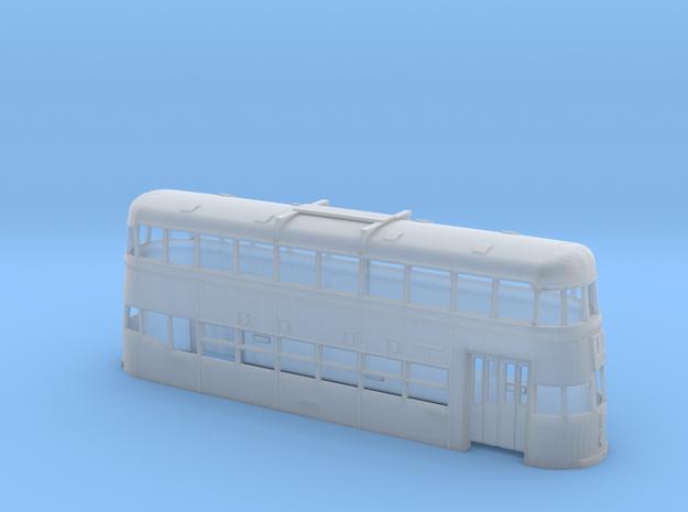 Body Johannesburg Streamliner 4mm in Smooth Fine Detail Plastic