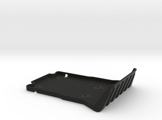 Axial Wraith Bed Liner / Rear Tub in Black Strong & Flexible