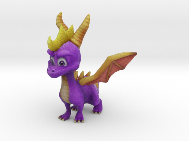 Spyro the Dragon - A hero's tail - 3.78inch