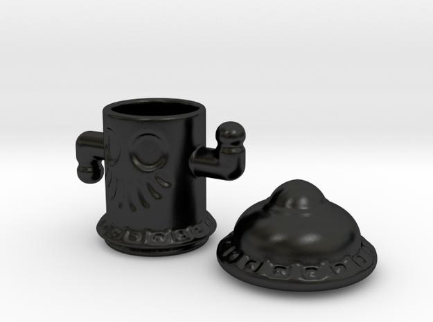 Ceramic Poltergoid