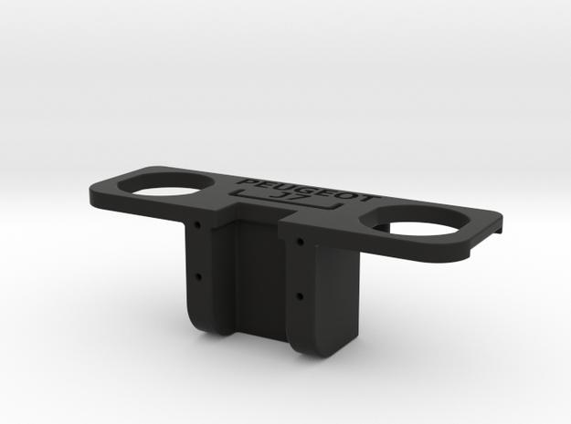 Peugeot J7 Steckdosen-Halter für Aschenbecher in Black Strong & Flexible
