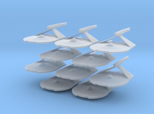 1/7000 Destroyer Larson v2 - 10 ships pack