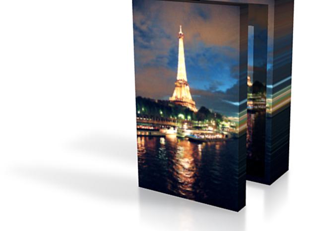 Paris Night Box 3in 3d printed