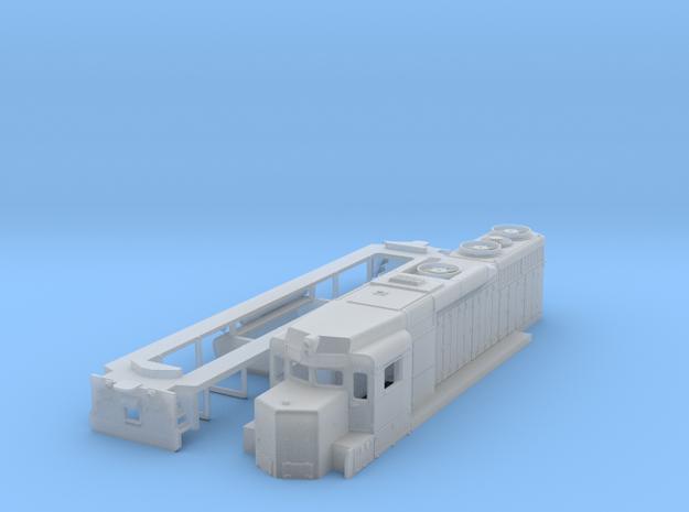 TT Scale GP30 in Smoothest Fine Detail Plastic