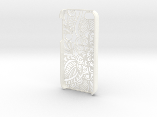 "Iphone ""SE"" Case - Flower"