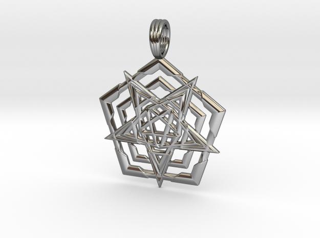 VENUS SKYLARK in Premium Silver