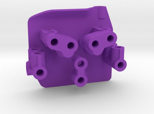 Margouillat Front AR60 Axle | Complete Support Ser in Purple Processed Versatile Plastic