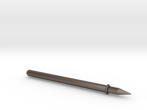 nib pen Spyra Gyra in Stainless Steel
