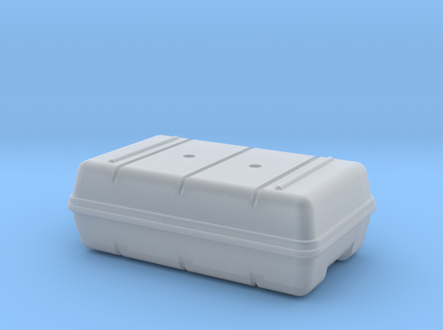 Life Raft square 1/50 (1 pc.) in Smooth Fine Detail Plastic