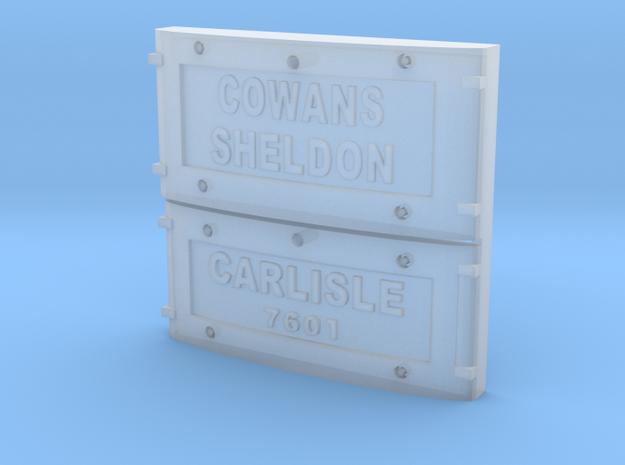 Cowans Balance Weight (7601)