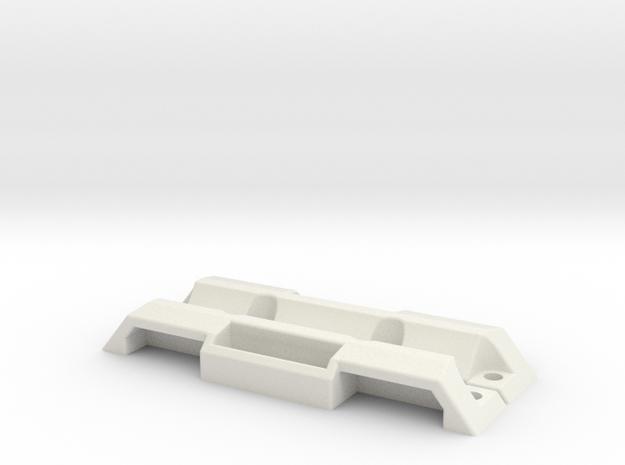 Lower Cost Sortimo Bosch L-Boxx tool box clip set in White Natural Versatile Plastic