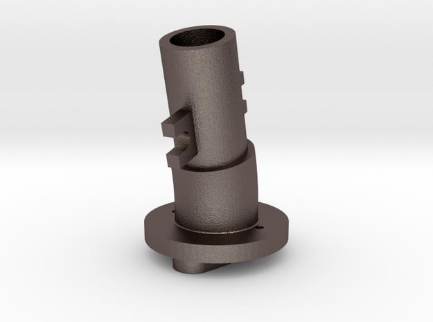 Thrustmaster joystick tailpiece, 13 deg. angle-M