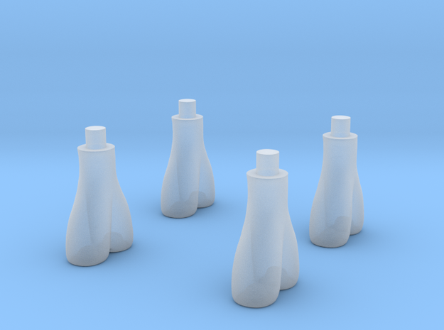 Falcon Turret Tip in Smoothest Fine Detail Plastic