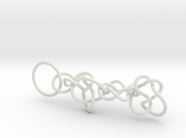 Chain1 in White Strong & Flexible