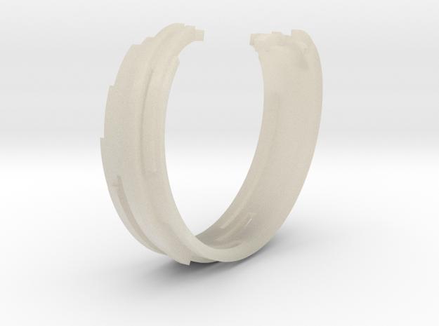 Kinesia - Thin in White Acrylic